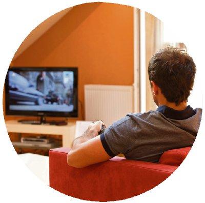 Diabetes y TV van de la mano