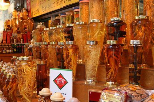 Medicinas tradicionales chinas