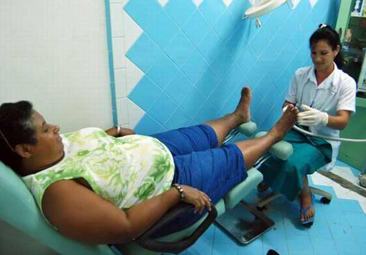 La diabetes mellitus es una enfermedad que debe ser controlada para evitar consecuencias fatales. Foto: Raúl Pupo