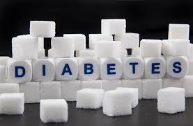 Ojo con la diabetes.